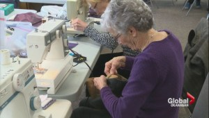 Kelowna grandmothers helping others one stitch at a time
