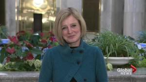Access to tidewater east and west important: Rachel Notley