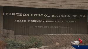 Morinville school battle heats up
