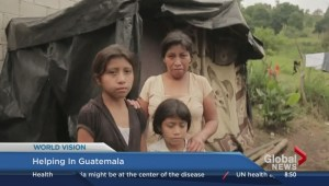 Erin Cebula travels to Guatemala with World Vision