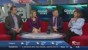 Global Calgary 60th – Leslie Horton