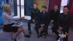 The Tenors announce tour dates