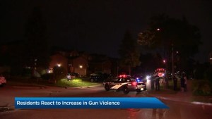 Rash of violence raises worry among east-end Toronto residents