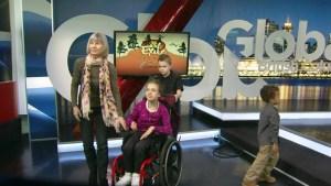 Children's Wish Kid Alexa ready to compete on Exile Island