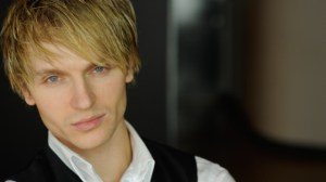 Actor Chad Rook at Lethbridge Comic Con