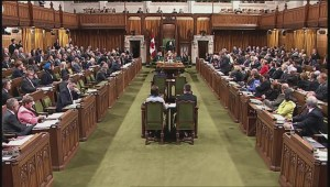 Unreal exchange in House of Commons over Canada's involvement in Iraq