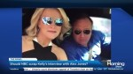 Should Megyn Kelly's interview with Alex Jones be scrapped?