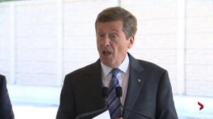 John Tory says city still recovering from transit cuts made by Rob Ford