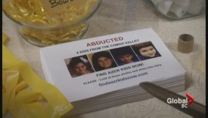 BC woman says ex-husband kidnapped their children