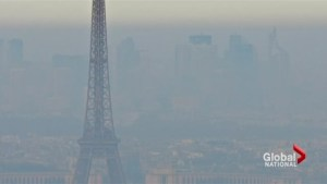 Paris imposes ban on 50 per cent of cars due to pollution