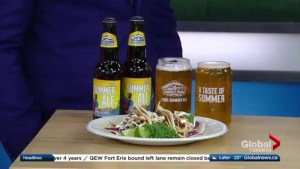 Pairing beers with barbecue
