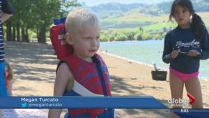 Okanagan set to swelter this weekend