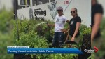 Have you noticed Toronto's mobile urban farms?