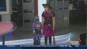 Value Village Halloween Fashion Show