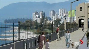 Opposition grows toward suicide barriers on Burrard Bridge
