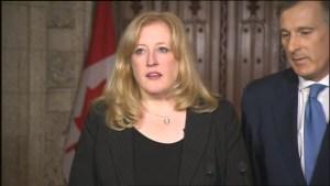 Tories say Trudeau gov't inherited balanced books