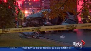 Alcohol suspected in head-on Woodbine crash