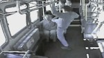 Hero bus driver stops assault on 80-year-old passenger, prevents attacker from hijacking bus