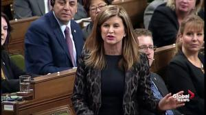 Rona Ambrose says Canada is becoming less attractive to do business as Trump prepares to lower taxes