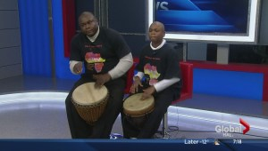 Freedom of the Drum brings Africa to NS