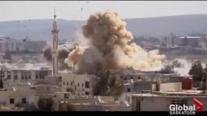 Syrian conflict a concern for Amnesty International Canada
