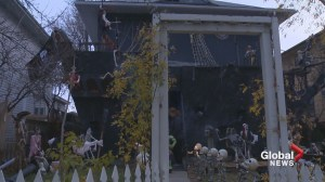 'It's become a generational institution': Lethbridge family continues spooky Halloween tradition