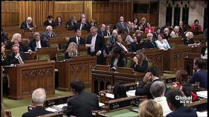 Opposition attacks Trudeau for using a 'sledgehammer' solution in carbon pricing