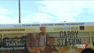 Lethbridge Transit cuts greenhouse gas emissions by 33%