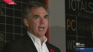 Alberta Byelection: Prentice speaks after win