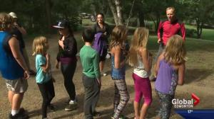 Special summer camp aims to help prevent kids from becoming obese