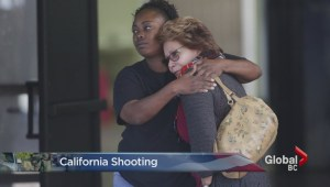 Sights and sounds in the aftermath of the San Bernardino tragedy