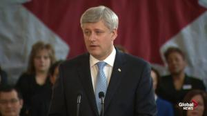 Stephen Harper: New law will ensure some life sentences are for life