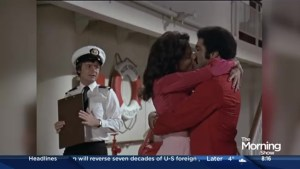 'The Love Boat' celebrates its 40th anniversary