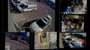 Handful of Saskatchewan IP security cameras exposed online