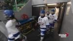 Girls power at peewee hockey tournament