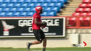 Stampeder Maurice Price in trouble over social media comments