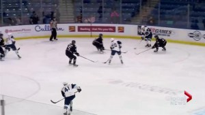 Saskatoon Blades double up Red Deer Rebels 4-2