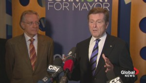 Tory says he's committed to improving public housing