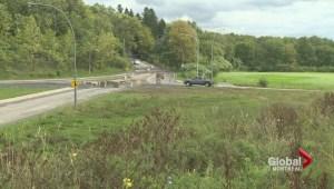 Ste-Anne-de-Bellevue overpass opens