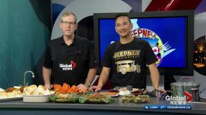 Jeepney Jaytee Food Truck shares popular Filipino dishes