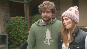Shuswap couple shares story of landslide escape