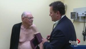 100-year-old Saskatoon patient celebrates unique milestone
