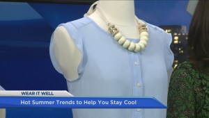 Wear It Well: Hot fashion trends to keep you cool this summer