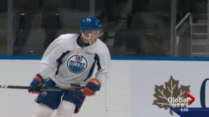 Edmonton Oilers Matt Benning has ties to John Reid Memorial Bantam AAA tournament