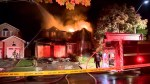 Suspicious 2 alarm fire at Mississauga home
