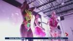 'Wiggle,' the wearable art runway show