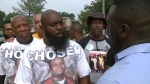 Michael Brown's father talks about losing his son a year after being fatally shot