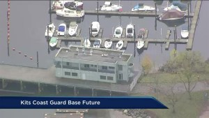 Marine safety expert on the re-opening of Kits Coast Guard station