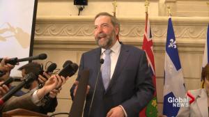 What does Alberta's NDP win mean for federal politics?