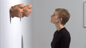 Artist creates 3D portraits produced from Chelsea Manning's DNA